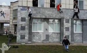 Οκτώ νεκροί από επίθεση ενόπλου στο πανεπιστήμιο του Πέρμ στη Ρωσία