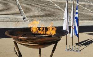 Η Τελετή Παράδοσης της Ολυμπιακής Φλόγας στην ΕΡΤ Sports