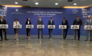 Η Ελλάδα προωθεί τα δυτικά Βαλκάνια στην ΕΕ