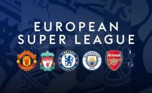 Η super league αναστατώνει την ποδοσφαιρική  Ευρωπη