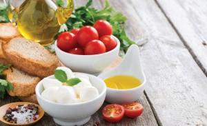 Η Μεσογειακή διατροφή ένα από τα σημαντικότερα βιώσιμα είδη διατροφής