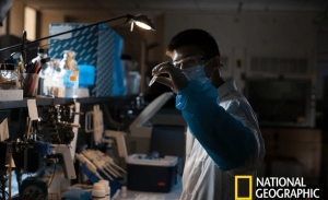 «Αφιέρωμα: Κορονοϊός» Στο National Geographic
