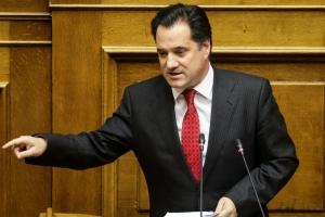 Επίθεση Γεωργιάδη σε ΣΥΡΙΖΑ, Κουντουρά και Μπόλαρη για την Συμφωνία των Πρεσπών