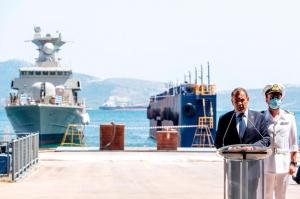 Παναγιωτόπουλος στην τελετή καθέλκυσης ΤΠΚ 7: Αυτή η χώρα δεν απειλείται από πουθενά