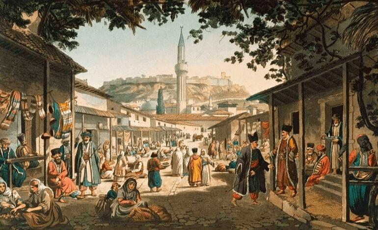 Πού ήταν ο τεκκές των Μεβλεβήδων;- Περίπατος στην Αθήνα των Οθωμανικών χρόνων