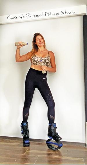 Η νέα τάση στον χώρο του fitness ακούει στο όνομα «kangoo jumps»!