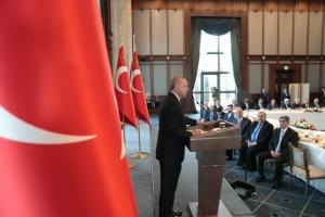 Ερντογάν: Την «Ιστανμπούλ» δεν θα την κάνετε Κωνσταντινούπολη αλλιώς θα φύγετε με φέρετρα