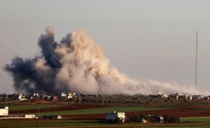 Τουρκοσυριακός πόλεμος με ρωσικά πυρά στο Ιντλιμπ, βοήθεια από το ΝΑΤΟ ζητα η Άγκυρα