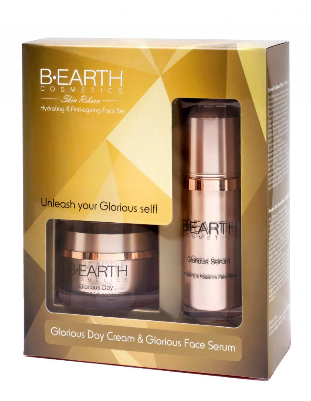Gift Boxes από τα B·Earth Cosmetics