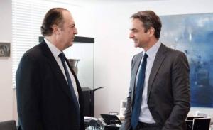 Στη ΝΔ εντάχθηκε ο ανεξάρτητος βουλευτής, Γιώργος Λαζαρίδης