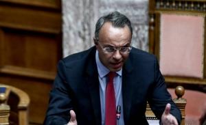 Ο Σταϊκούρας διαψεύδει ΣΥΡΙΖΑ για ύπαρξη λογαριασμού για τα πρωτογενή πλεονάσματα