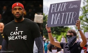 Black lives matter στο ΝΒΑ