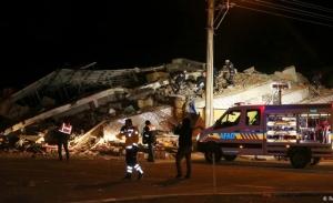 Στους 22 ήδη οι νεκροί και πάνω από 1000 τραυματίες από τον σεισμό στην Τουρκία