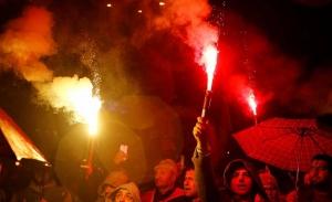 Διαδηλώσεις διαμαρτυρίας κατά της συμφωνίας των Πρεσπών στα Σκόπια
