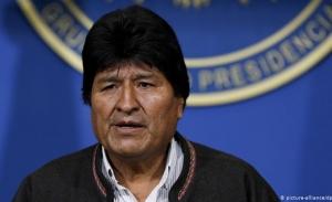 Στη Βολιβία ο Έβο Μοράλες παραιτήθηκε αλλά δεν είναι μόνος διότι τον στηρίζει ο Τσίπρας