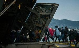 Η Ελλάδα στέλνει πίσω στην Τουρκία 1450 αλλοδαπούς που δεν πήραν άσυλο