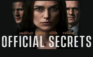 «Κρατικά Μυστικά» σε πρώτη προβολή στην Cosmote TV