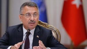 Τούρκος αντιπρόεδρος Φουάτ Οκτάι: Η Αμμόχωστος θα ανοίξει και πάλι