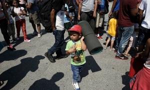 Για Γαλλία αναχωρούν 400 προσφυγόπουλα από Ελλάδα