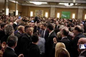 Μητσοτάκης: Είμαστε είναι κόμμα ριζωμένο στον κοινωνικό φιλελευθερισμό