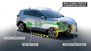 Τι λέει η Kia για το νέο υβριδικό σύστημα (mild hybrid) 48V για κινητήρες πετρελαίου