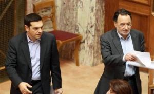 Βαρίδι για το ΣΥΡΙΖΑ και δώρο για τον Μητσοτάκη, χαρακτηρίζει τον Τσίπρα ο Λαφαζάνης
