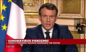 Σχεδόν ένα εκ. Γάλλοι έσπευσαν να κλείσουν ραντεβού για εμβολιασμό μετά το διάγγελμα Μακρόν
