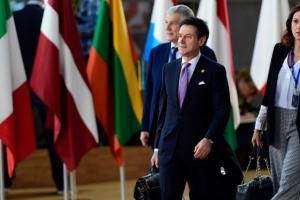 Ιταλία: Ο Κόντε πρότεινε μείωση του ελλείμματος από το 2,4% στο 2,04%