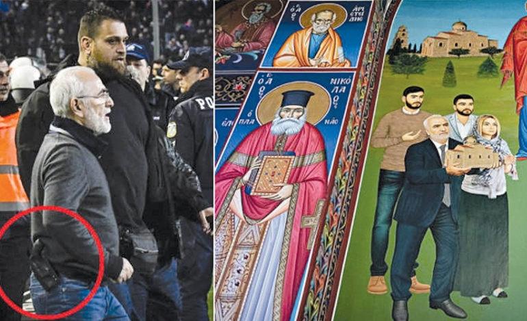 Η αθώωση Αμβρόσιου και η λεπτομέρεια που πρέπει να προστεθεί στην αγιογραφία Σαββίδη