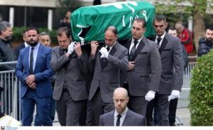 Σε λαϊκό προσκύνημα πριν την νεκρώσιμη ακολουθία η σορός του Θ.Γιαννακόπουλου