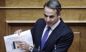 Επέκταση της μείωσης ενοικίου, αύξηση προστίμων και χαλάρωση περιορισμών εξήγγειλε ο Μητσοτάκης