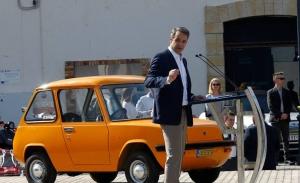 Κίνητρα για τα ηλεκτρικά αυτοκίνητα ανακοίνωσε ο Μητσοτάκης