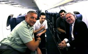 Το Υπουργείο Εξωτερικών συγχαίρουν ξανά οι ΗΠΑ για την αποφυλάκιση των δύο