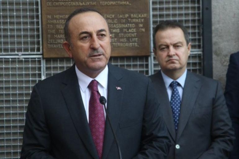 Τσαβούσογλου στους New York Times: Οι Κούρδοι δεν είναι εχθροί μας
