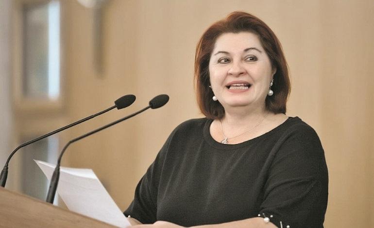 Κλαίρη Σαραντάκου:Η ΝΔ επιδιώκει μια στρατηγική νίκη στις ευρωεκλογές
