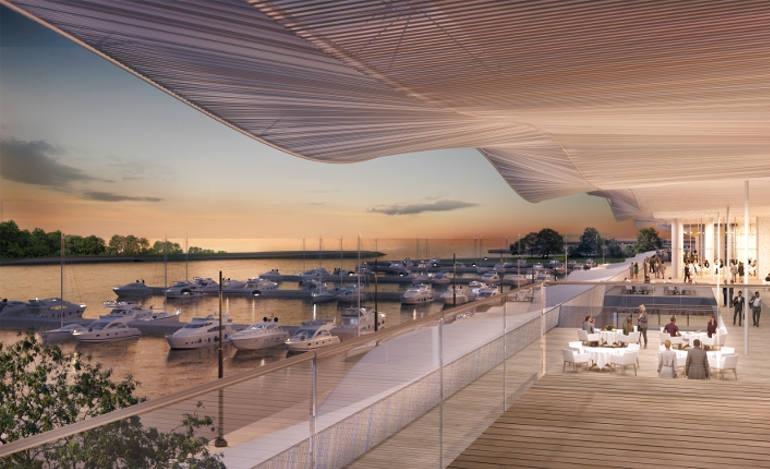 Ελληνικό: H παρουσίαση του Marina Galleria