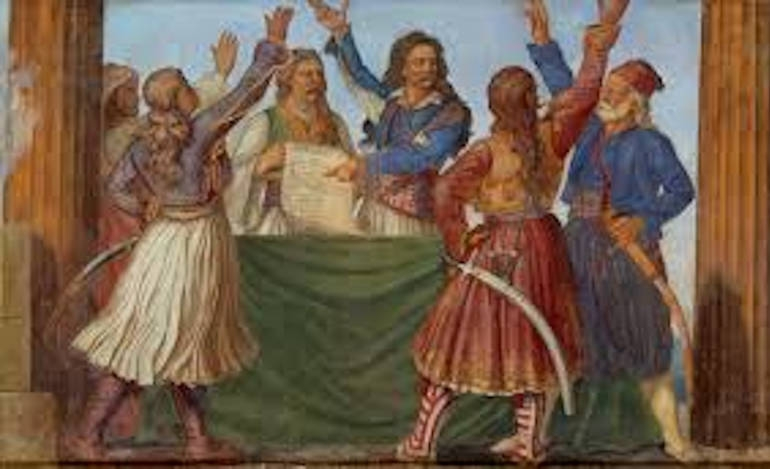 Γ.Στεφανίδης, καθ.Διπλωματικής Ιστορίας: «Ανήκομεν εις την Δύσιν από το 1821»