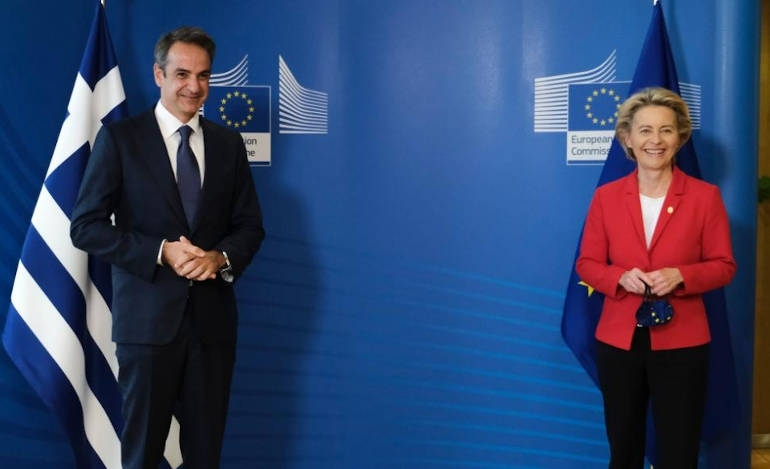 Παρουσιάζεται το Εθνικό Σχέδιο Ανάκαμψης και Ανθεκτικότητας «Ελλάδα 2.0»