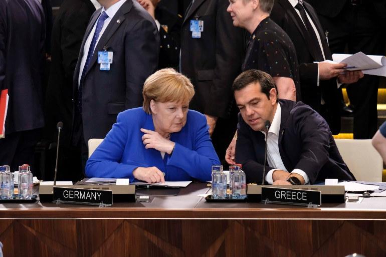 Τσίπρας: Η Μέρκελ απέδειξε πόσο σημαντική είναι η υπεύθυνη ηγεσία