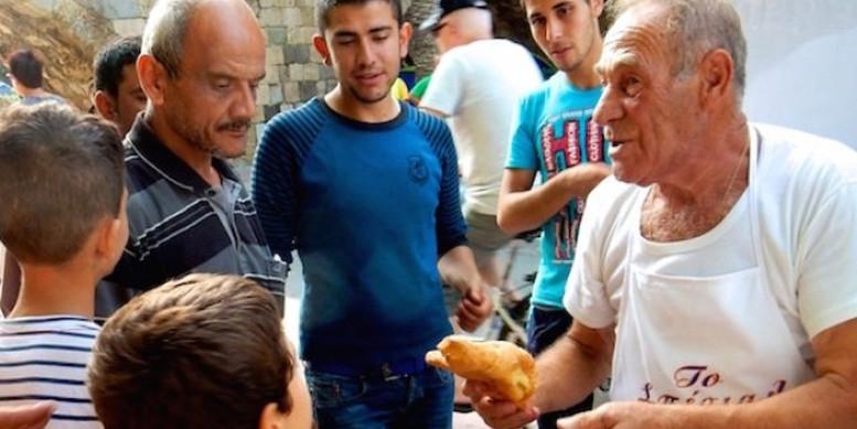 Συλλυπητήρια από Γιούνκερ, Τσίπρα και Μητσοτάκη για τον, φούρναρη της Κω, Διονύση Αρβανιτάκη