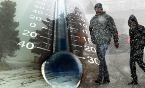 Μεγάλη πτώση θερμοκρασίας από Παρασκευή