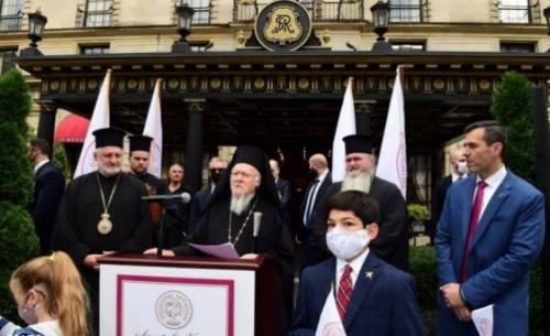Εξιτήριο παίρνει ο Βαρθολομαίος και συνεχίζει το το πρόγραμμα του στις ΗΠΑ