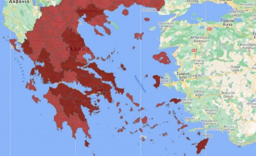 Η Ελλάδα στο