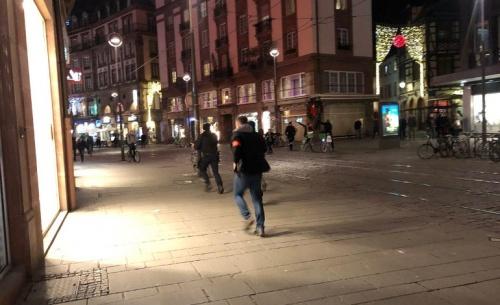 Πυροβολισμοί στο Στρασβούργο - Τέσσερις νεκροί, έντεκα τραυματίες