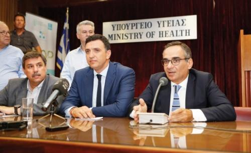 Ασθενοκεντρικό το σχέδιο για τη δημόσια υγεία
