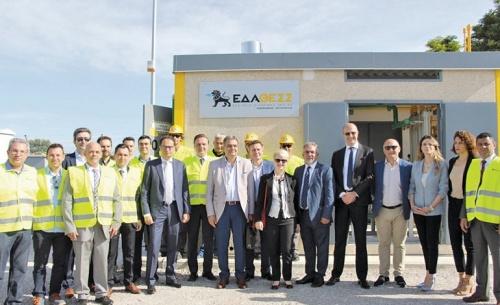 Η ENI gas e luce συνεχίζει να στηρίζει το πρόγραμμα επενδύσεων της ΕΔΑ ΘΕΣΣ