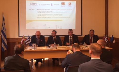 Εκδήλωση ΣΕΒ, Enterprise Greece για τις επιχειρηματικές ευκαιρίες στις χώρες της Βαλτικής