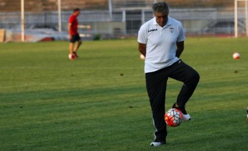 Και επίσημα στον πάγκο της Εθνικής ο Άγγελος Αναστασιάδης