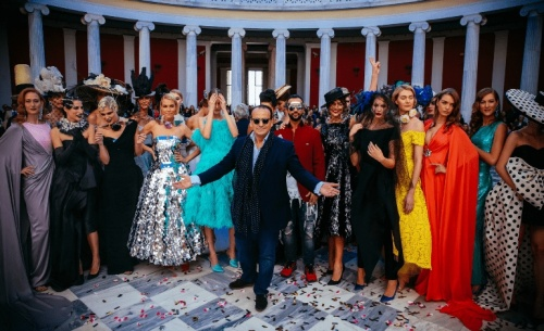 Εντυπωσιακό φινάλε για την 24η Εβδομάδα Μόδας