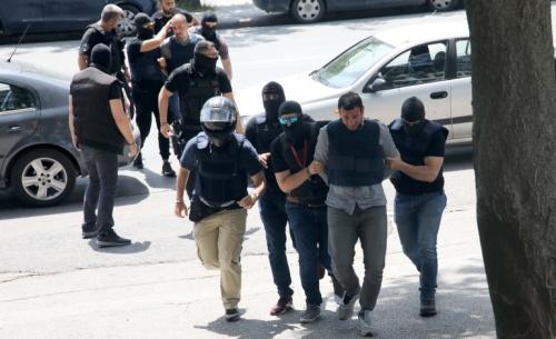 Προφυλακιστέοι οι Σακκάς και Δημητράκης για τη ληστεία στο ΑΧΕΠΑ